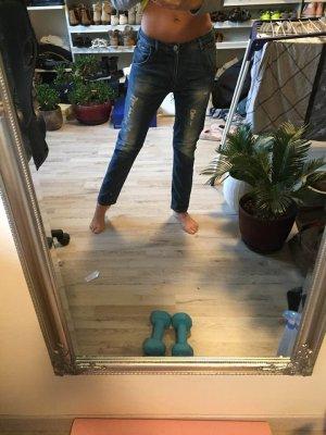 Maison Scotch Destroyed Jeans Größe 27