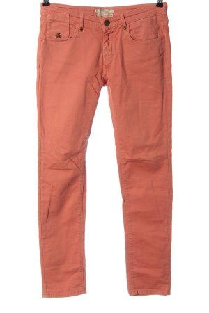 Maison Scotch Pantalone cinque tasche rosa stile casual