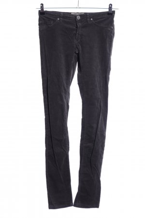 Maison Scotch Five-Pocket-Hose schwarz Casual-Look