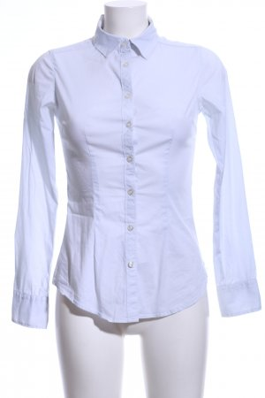Maison Scotch Camicia blusa bianco stile professionale