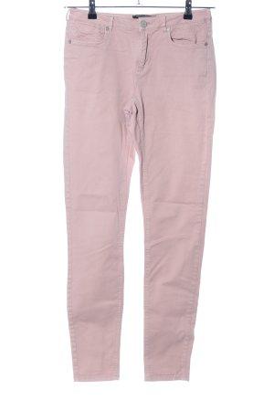 Maison Scotch High-Waist Hose pink Casual-Look