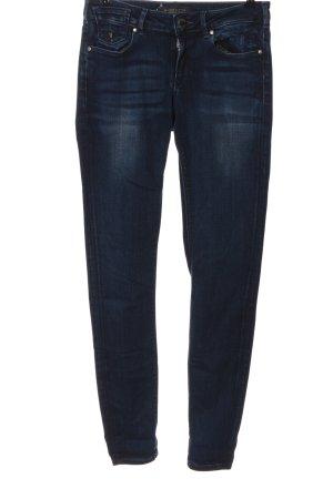 Maison Scotch Jeans slim bleu style décontracté