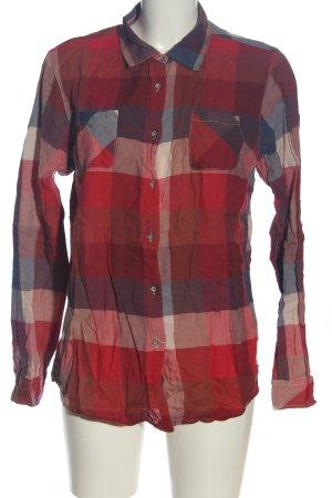 Maison Scotch Lumberjack Shirt check pattern casual look