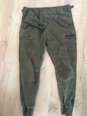 Maison Scotch Baggy Pants khaki