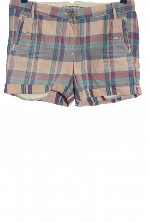 Maison Scotch Hot Pants Allover-Druck Casual-Look