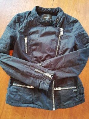 MAISON SCOTCH Jacke - Biker Jacket mit schrägem Zipp