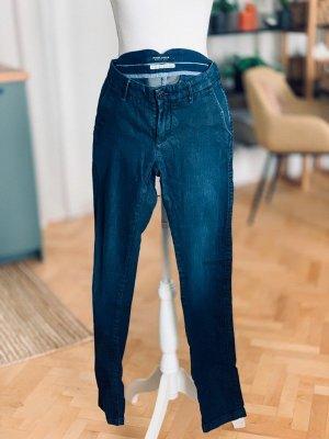 Maison Scotch Jeans Chino indigo blau dunkelblau W26 L32