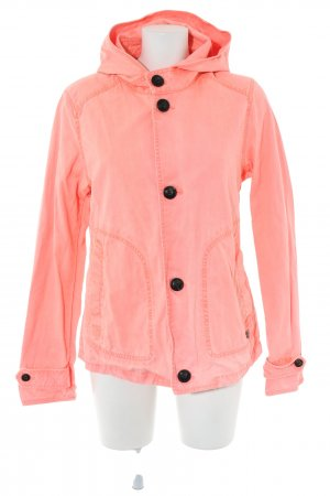 Maison Scotch Jeansjacke hellorange Casual-Look