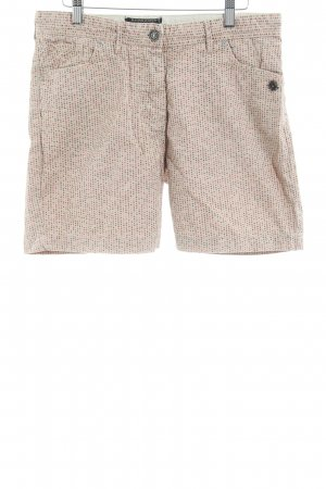 Maison Scotch Jeansshorts Sternenmuster Casual-Look