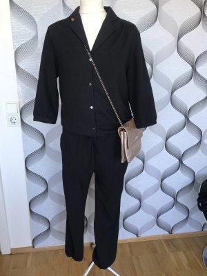 Maison Scotch  Jumpsuit (S) schwarz NP 119€