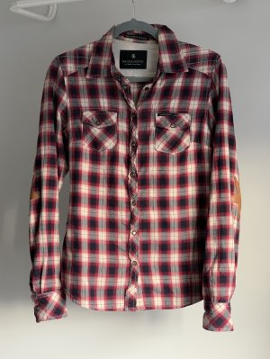 Maison Scotch Camisa de franela multicolor