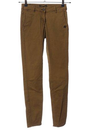 Maison Scotch Jeans slim brun style décontracté