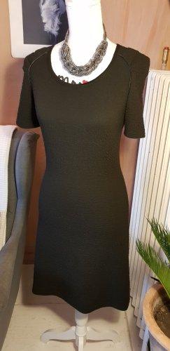 Maison Scotch Stretch Dress black