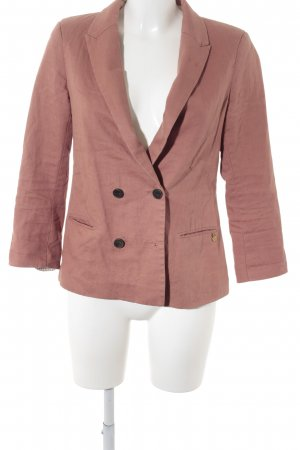 Maison Scotch Kurz-Blazer lachs Street-Fashion-Look