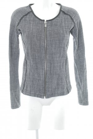 Maison Scotch Kurzjacke Webmuster Business-Look