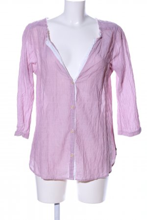 Maison Scotch Langarm-Bluse pink Casual-Look