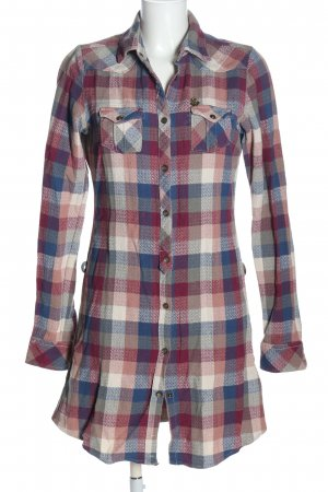 Maison Scotch Langarmhemd Allover-Druck Casual-Look