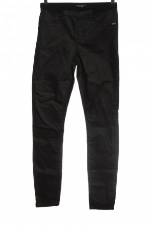 Maison Scotch Leggings schwarz Casual-Look
