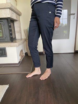 Maison Scotch Pantalone chino blu scuro