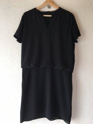 Maison Scotch Minikleid schwarz elegant
