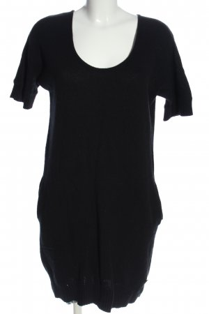 Maison Scotch Pulloverkleid schwarz Casual-Look
