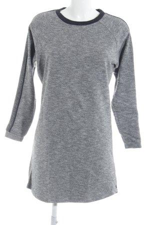 Maison Scotch Pulloverkleid meliert Casual-Look