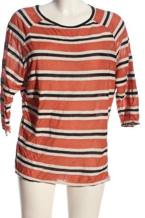 Maison Scotch Camisa de rayas estampado a rayas look casual