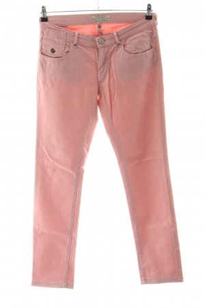 Maison Scotch Röhrenjeans pink Casual-Look
