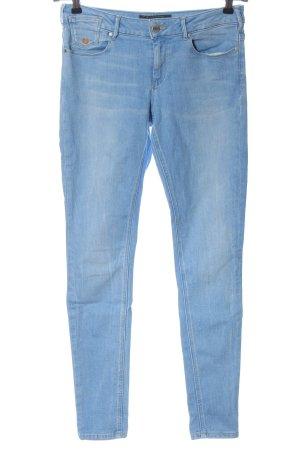 Maison Scotch Jeans a sigaretta blu stile casual