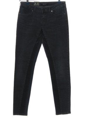 Maison Scotch Jeans a sigaretta nero stile casual