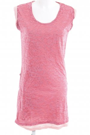 Maison Scotch Shirtkleid neonpink-rosé Leomuster