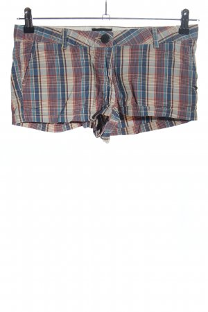 Maison Scotch Shorts Allover-Druck Casual-Look