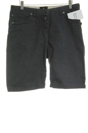 Maison Scotch Shorts dunkelblau Beach-Look