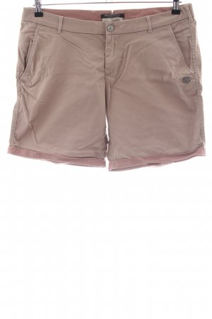 Maison Scotch Short nude casual uitstraling