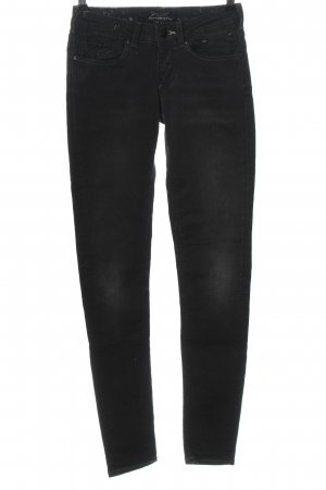 Maison Scotch Skinny Jeans schwarz Casual-Look