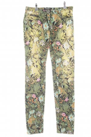Maison Scotch Skinny Jeans Allover-Druck Casual-Look