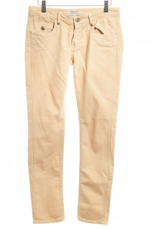 Maison Scotch Skinny Jeans creme Casual-Look