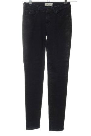 Maison Scotch Jeans skinny nero