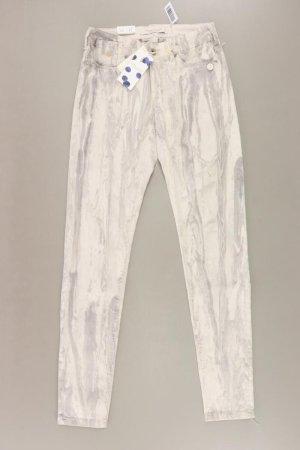 Maison Scotch Jeans skinny multicolore Cotone