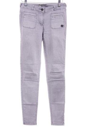 Maison Scotch Skinny Jeans hellgrau Casual-Look