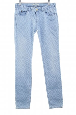 Maison Scotch Skinny Jeans himmelblau Casual-Look