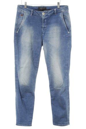 Maison Scotch Skinny Jeans kornblumenblau Casual-Look
