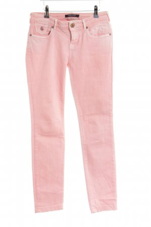 Maison Scotch Skinny Jeans rosa Casual-Look