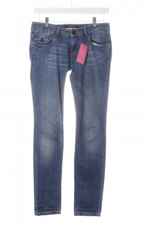 Maison Scotch Skinny Jeans stahlblau Casual-Look