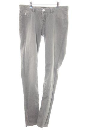 Maison Scotch Slim Jeans hellgrau Casual-Look