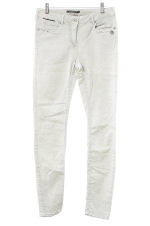 Maison Scotch Slim Jeans blassgrün Casual-Look