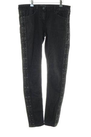 Maison Scotch Slim Jeans schwarz Casual-Look
