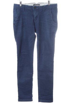 Maison Scotch Slim Jeans dunkelblau Casual-Look