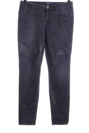 Maison Scotch Slim Jeans blau Business-Look