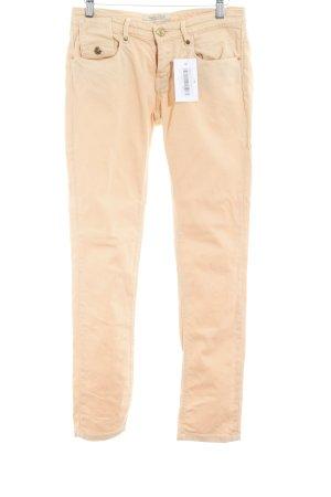Maison Scotch Slim Jeans hellorange Casual-Look